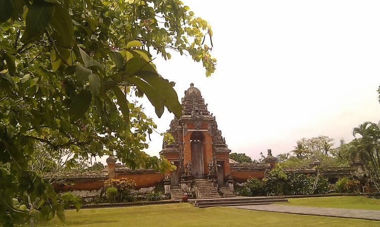 Royal Family Temple in Taman Ayun