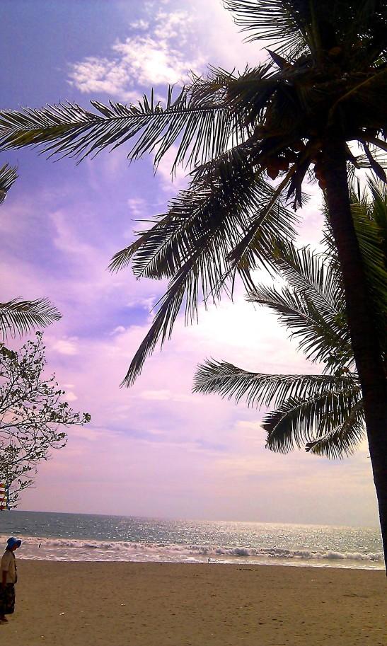 The Sand. The Sea. The Sky.