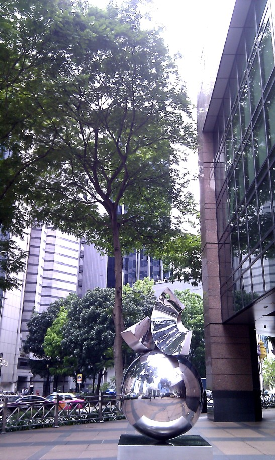 Republic Plaza, Singapore