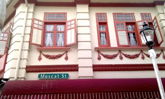 Muscat Street, Bugis