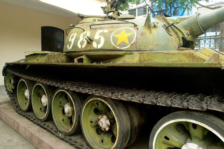 A tank in Hanoi