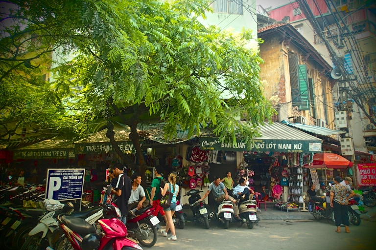 Shops in Hanoi
