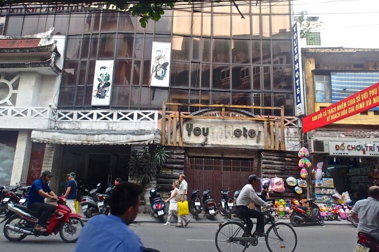Your Hotel - a rundown hotel in Hanoi