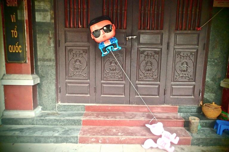 Mr. Gangnam Style in Hanoi!