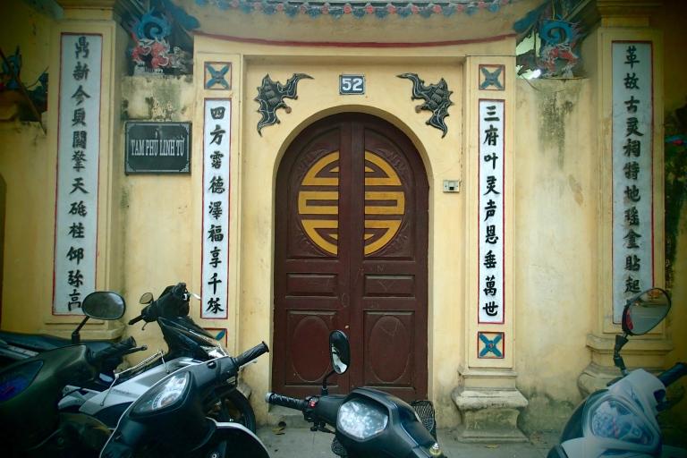 A temple in Hanoi