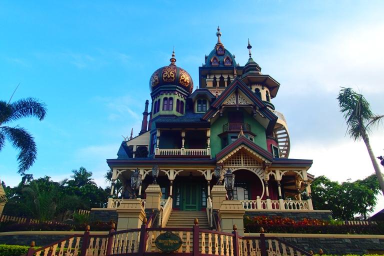 Mystic Manor in Hong Kong Disneyland