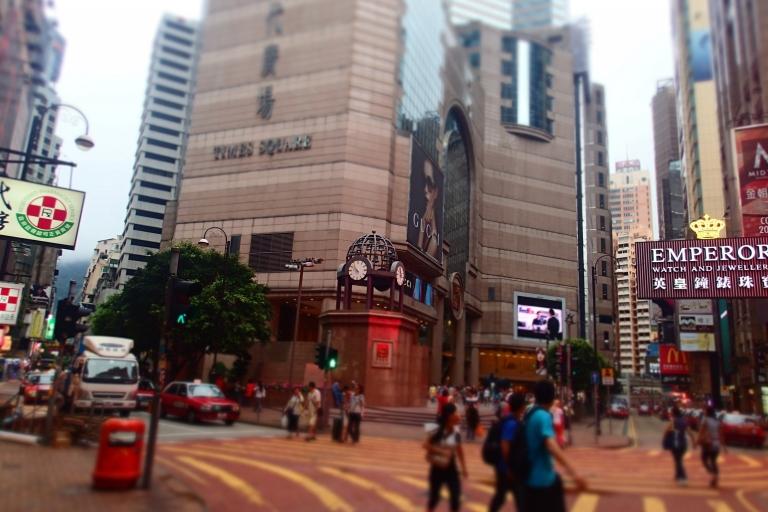 Times Square, Hong Kong
