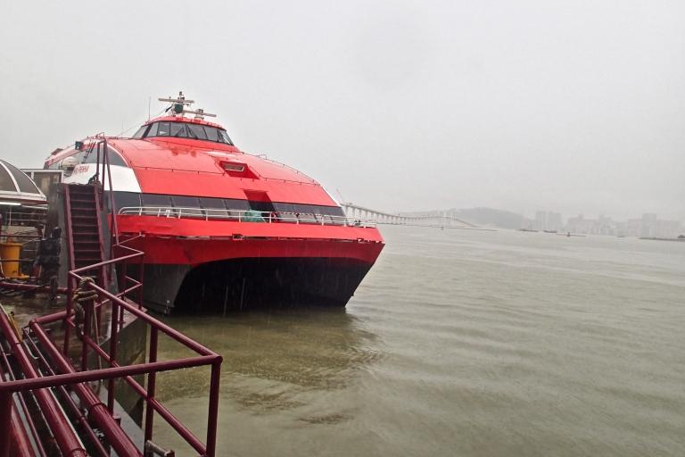 Our HK-Macau turbojet