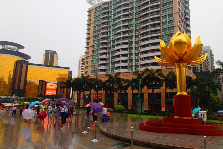 The Lotus Square