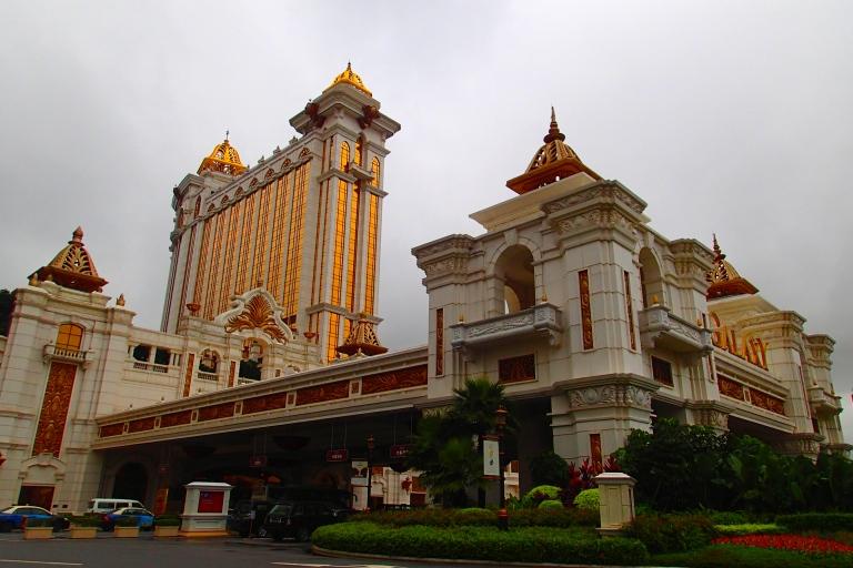 The Galaxy Hotel in Macau