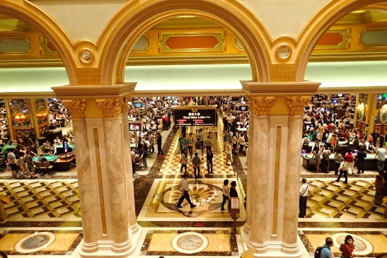 Casinos: the very reason why the small state of Macau thrives